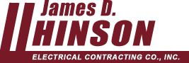 James D. Hinson Electrical Contracting Co., Inc., Logo